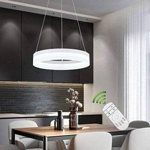 lustre à led design TOP 12 image 0 produit