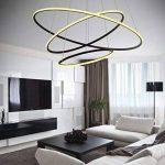lustre à led design TOP 14 image 3 produit
