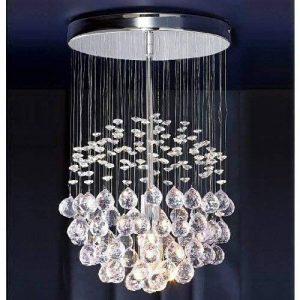 lustre pampilles cristal TOP 1 image 0 produit