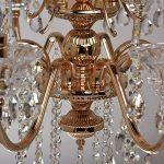 lustre à pampilles cristal TOP 9 image 2 produit