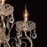 lustre style baroque TOP 7 image 4 produit