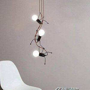 lustre trois lampes TOP 11 image 0 produit
