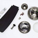 lustre ventilateur avec télécommande TOP 0 image 2 produit
