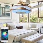lustre ventilateur avec télécommande TOP 10 image 2 produit
