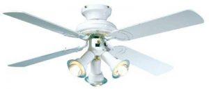 lustre ventilateur avec télécommande TOP 6 image 0 produit