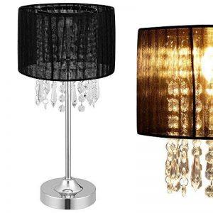 [lux.pro] lampe de table - Bellevue - (1 x E14 socle)(55 cm x Ø 20 cm) lampe de table lampe de table de nuit lampe de bureau de la marque lux.pro image 0 produit