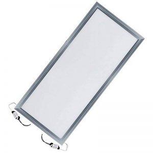 Malayas 4 x Panneau LED 120x60cm 72W Ultraslim Plafonnier Luminaire Éclairage Forte pour Maison Bureau ou But Commercial 6000-6500K Blanc Froid Dalle LED de la marque LUVODI image 0 produit