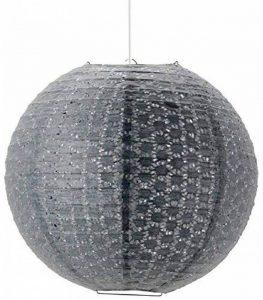 Mathias 3182461 Délice Boule à Suspendre 52 W E27 230 V Gris Papier Diamètre 45 cm de la marque Mathias image 0 produit