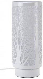 Mathias 3470426 Touch-Tree Lampe 28 W E14 230 V Blanc Diamètre 13,5 cm Hauteur 33 cm de la marque Mathias image 0 produit