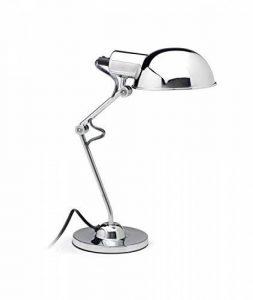 Mathias 3480493 Lampe Bureau Tea Métal 13 W E14 Chrome D14,2 H40,5 Cm de la marque Mathias image 0 produit