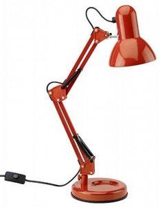 Mathias 3481936 Techno Lampe 25,03 W E27 230 V Rouge Diamètre 16 cm Hauteur 48 cm de la marque Mathias image 0 produit