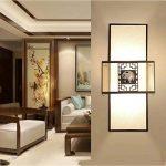 MCRUI Creative Mur Lampe Chevet Armoire Rectangulaire Conduit Couloir Lampe Moderne Abat-Jour de la marque MCRUI image 1 produit