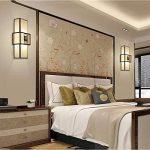 MCRUI Creative Mur Lampe Chevet Armoire Rectangulaire Conduit Couloir Lampe Moderne Abat-Jour de la marque MCRUI image 2 produit