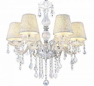 MELION ø 60 cm en forme de lustre en cristal lustres deckenleuchter lampes abat-jour de la marque Lewima image 0 produit