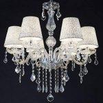 MELION ø 60 cm en forme de lustre en cristal lustres deckenleuchter lampes abat-jour de la marque Lewima image 1 produit