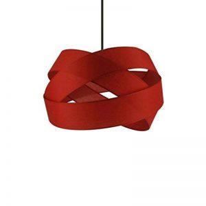 Metropolight 1237000038 Suspension Texture/Tissu collé sur PVC Rouge de la marque Metropolight image 0 produit