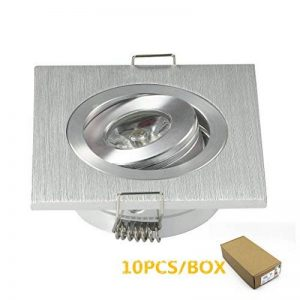 mini spot led encastrable plafond TOP 0 image 0 produit