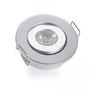 mini spot led encastrable plafond TOP 2 image 0 produit