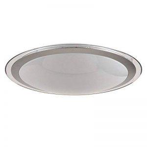 Moderne Plafonnier LED ronde, blanc, abat-jour en acrylique temperature de couleur et luminosite chamgeante, avec telecommande et interrupteur, 3000-6000K, avec module LED 2000LM 30W 220v de la marque MAYTONI DECORATIVE LIGHTING image 0 produit
