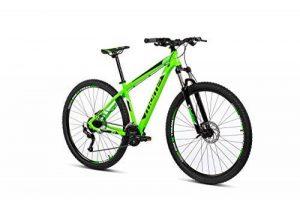 "Moma Bikes Peak Vélo VTT 29"", Aluminium, Altus 27V, Freins a Disque Hydraulique Shimano, Suspension Avant avec bloquage Mixte de la marque Moma Bikes image 0 produit"
