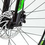 "Moma Bikes Peak Vélo VTT 29"", Aluminium, Altus 27V, Freins a Disque Hydraulique Shimano, Suspension Avant avec bloquage Mixte de la marque Moma Bikes image 3 produit"