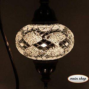 Mosaïque Lampe de table mosaïque Lampe 100% fait main Lampe Orientale Lampadaire de la marque meinshop image 0 produit