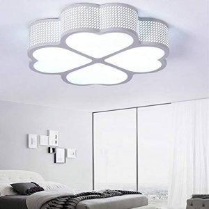 MYHOO 48W Blanc Froid LED Plafonnier Lampe Moderne Lampe de Plafond pour salon, Cuisine, chambre à coucher, Salle de bain [Classe énergétique A++] de la marque MYHOO image 0 produit