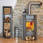 NETTA Ventilateur pour foyer de poêles à bois, fonctionnement sans électricité, 4 Flügel de la marque NETTA image 2 produit