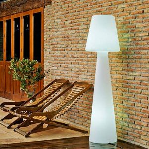 NEW Garden lumll165ofnw energis par Lampe, plastique, 15W, E27, Blanc, diamètre 45, hauteur 165cm de la marque Newgarden image 0 produit