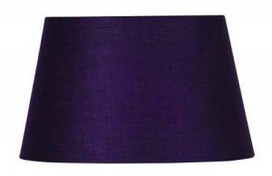 Oaks Lighting Abat-jour tambour en coton Prune 35 cm de la marque Oaks Lighting image 0 produit