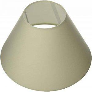 Oaks Lighting Coolie Abat-jour en coton Crème de la marque Oaks Lighting image 0 produit