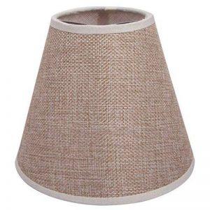 Onepre Abat-jour pour ampoule style bougie, à clipser. de la marque ONEPRE image 0 produit