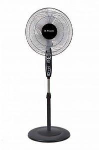 Orbegozo SF 0148 -Ventilateur sur pied 40 cm Noir de la marque Orbegozo image 0 produit