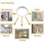OYGROUP LED lampe de plafond Cuisine et toilettes lampe à économie d'énergie Série 8W 6500K Design simple blanc de la marque OYGROUP image 4 produit
