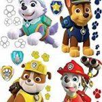 Paw Patrol Sticker mural 3D Chambre Garçon Fille?Taille enfants de la marque PrintNow image 1 produit