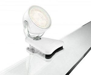 Philips DYNA spot LED clipsable luminaire d'intérieur Blanc Matières synthétiques de la marque Philips Lighting image 0 produit