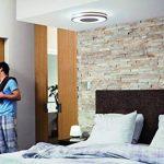 Philips Hue BeingPlafonnier Blanc En Aluminium White Ambiance 32W [Interrupteur avec Variateur Inclus], Lampe Connectée - Lumière Naturelle - Compatible avec Apple Homekit - Fonctionne avec Alexa de la marque Philips Lighting image 4 produit