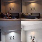 Philips Hue Luminaire télécommandé Spot encastré MILLISKIN Rond Blanc - Fonctionne avec Alexa de la marque Philips Lighting image 4 produit
