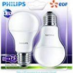 Philips luminaire extérieur applique murale montante Creek blanc de la marque Philips Lighting image 2 produit