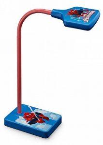 Philips Marvel Lampe de bureau LED Spiderman de la marque Philips image 0 produit