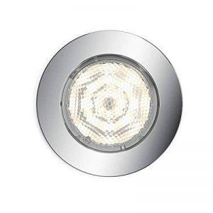 Philips myBathroom dreaminess Spot LED encastrable rond (Comprend 1x 4,5W LED, de Salle de Bain Sans danger) de la marque Philips image 0 produit