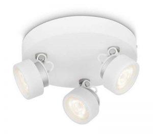 Philips Rimus Spot LED 3 W 230 V Blanc de la marque Philips Lighting image 0 produit