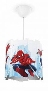 Philips Suspension Marvel SpiderMan Chambre d'Enfant Matière Synthétiques de la marque Philips Lighting image 0 produit