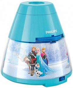 Philips Veilleuse Projecteur Reine des Neiges Disney Lampe enfant de la marque Philips Lighting image 0 produit