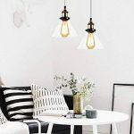 plafonnier blanc design TOP 7 image 2 produit