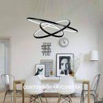 plafonnier contemporain design TOP 9 image 2 produit