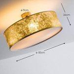 plafonnier doré TOP 6 image 2 produit