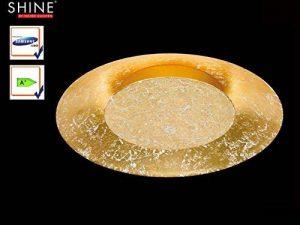 plafonnier doré TOP 7 image 0 produit