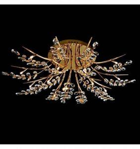 plafonnier doré TOP 9 image 0 produit
