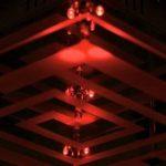 Plafonnier à LED avec variateur de couleurs et télécommande de la marque hofstein image 3 produit